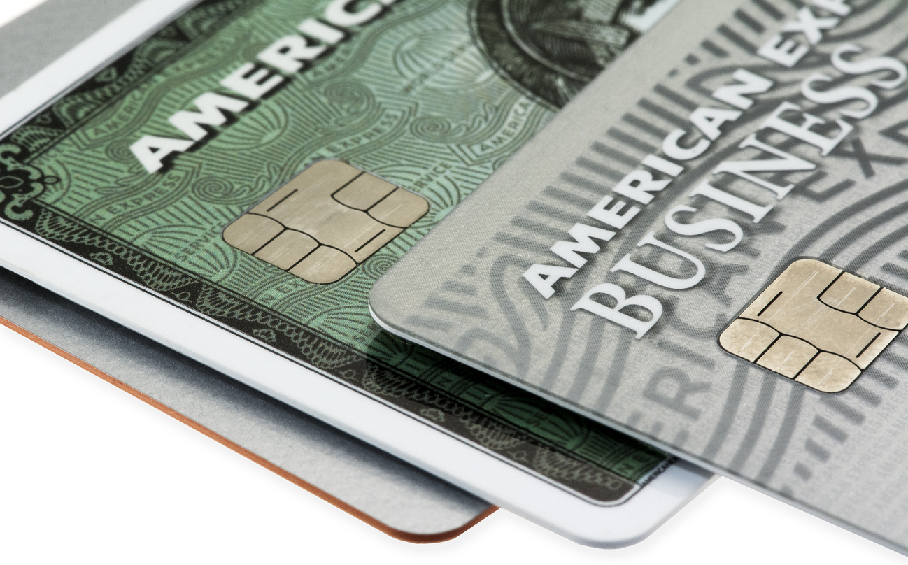 American Express and other credit card