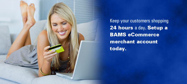 eCommerce Online Merchant Account will Increase Your Online Credit Card Sales